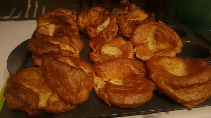 Yorkshire puddong